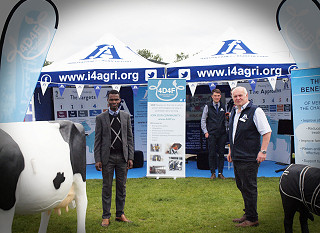 Innovation for Agriculture at Lincolnshire Show