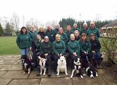 Brigg Muttley Crew Flyball Team